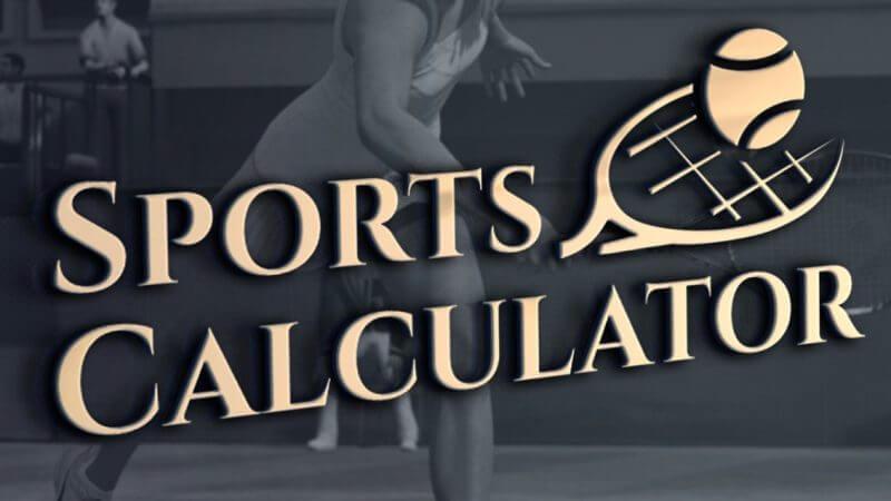 Спортивный калькулятор
