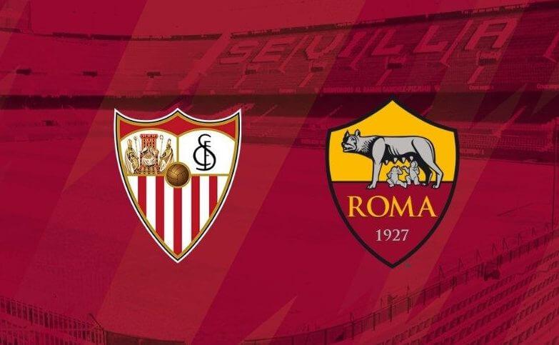Европа. Лига Европы. 1/8 финала. Севилья — Рома. 06.08. 2020 г.