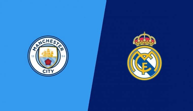 Европа. Лига Чемпионов. 1/8 финала. Манчестер Сити — Реал. 07.08. 2020 г.