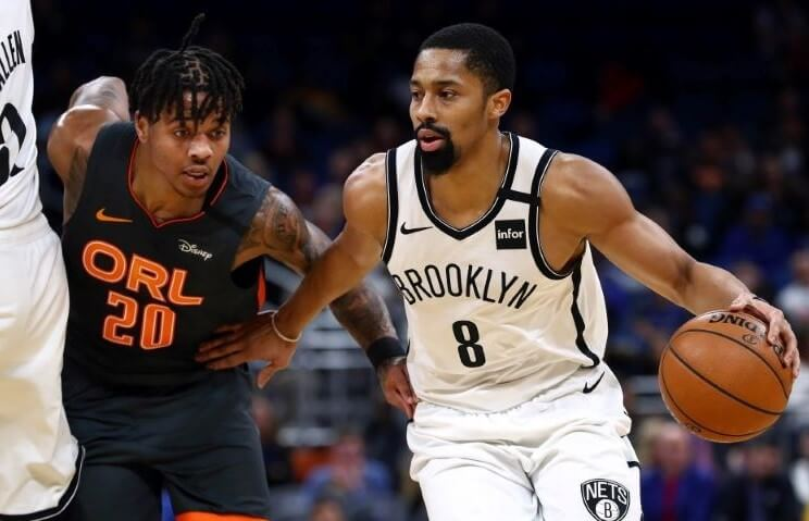 Баскетбол. НБА. Регулярный чемпионат. Орландо – Бруклин. 11.08.2020 г.