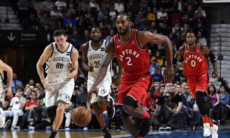 Баскетбол. НБА. Плей-офф. Торонто – Бруклин. 19.08.2020 г.