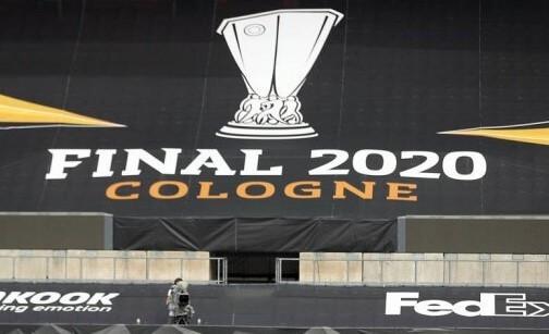 Европа. Лига Европы. Финал. Севилья — Интер. 21.08.2020 г.