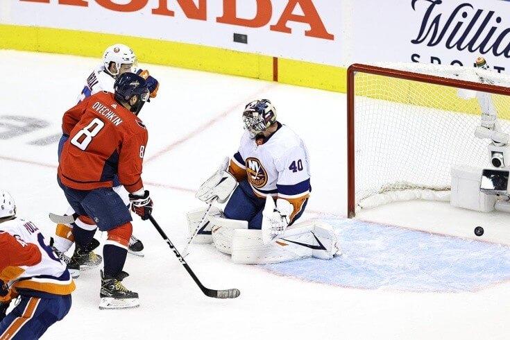 Хоккей. НХЛ. Плей-офф. Вашингтон – Айлендерс. 21.08.2020 г.