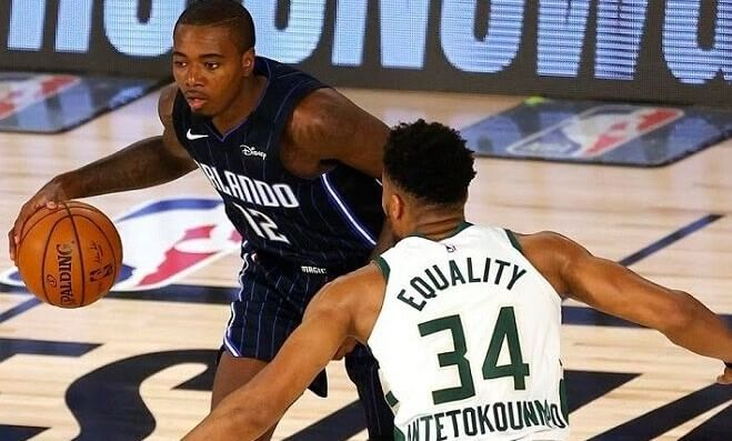 Баскетбол. НБА. Плей-офф. Орландо – Милуоки. 24.08.2020 г.