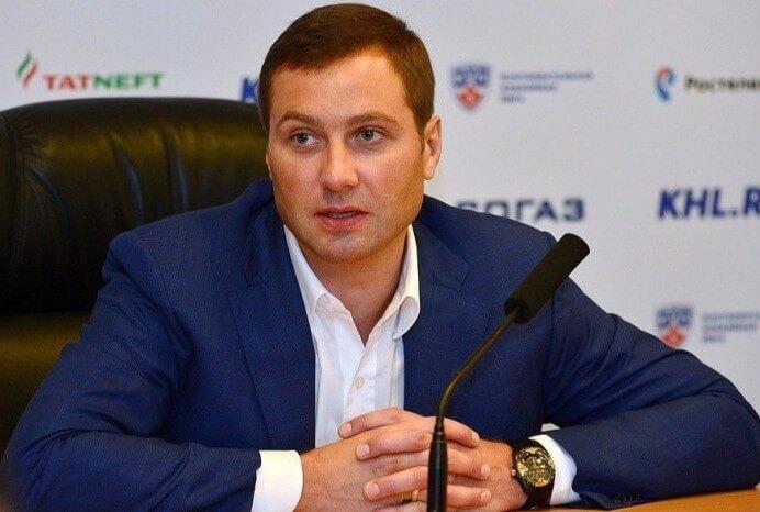 Алексей Морозов сказал сколько команд хотел бы видеть в КХЛ