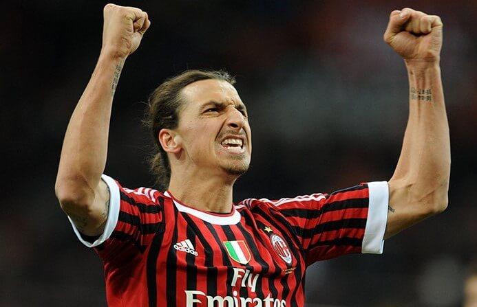 Ибрагимович в Милане еще на год