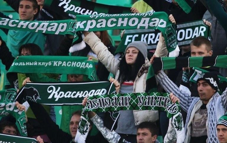 """""""Краснодар"""" стартует в Лиге Чемпионов с раунда плей-офф"""