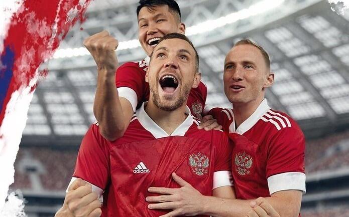 Представлена обновленная форма сборной России по футболу на Евро-2020