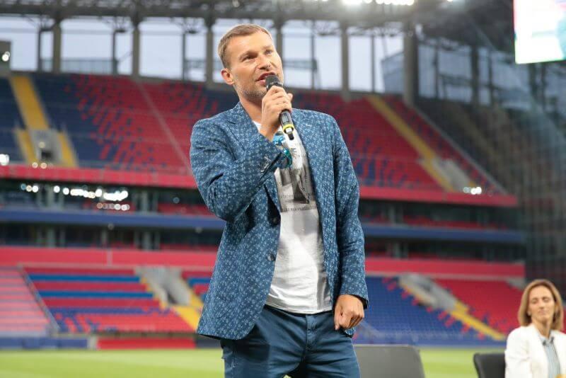 Василий Березуцкий вошел в тренерский штаб Гончаренко