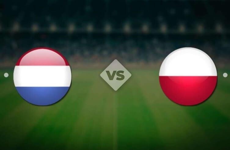 Европа. Лига наций. Лига А. Нидерланды — Польша. 04.09. 2020 г.