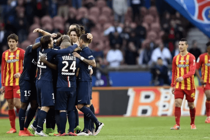 Франция. Лига 1. 2 тур. Ланс — ПСЖ. 10.09. 2020 г.