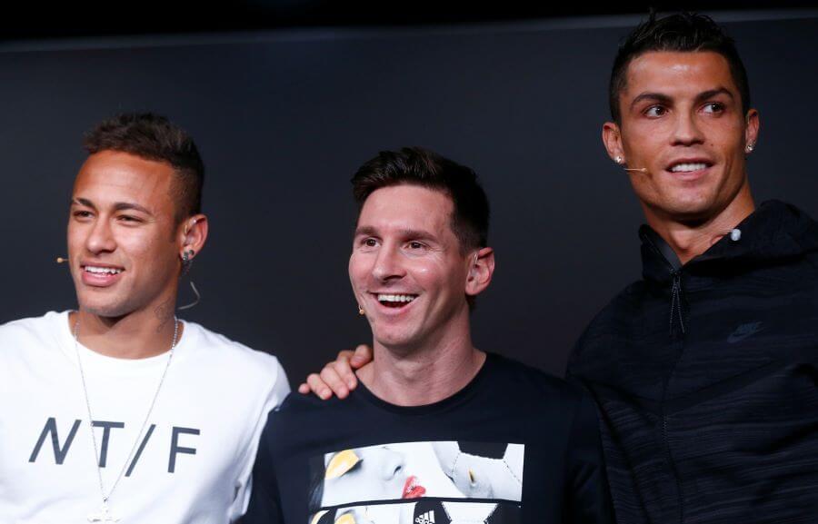 Месси самый высокооплачиваемый футболист года по версии Forbes