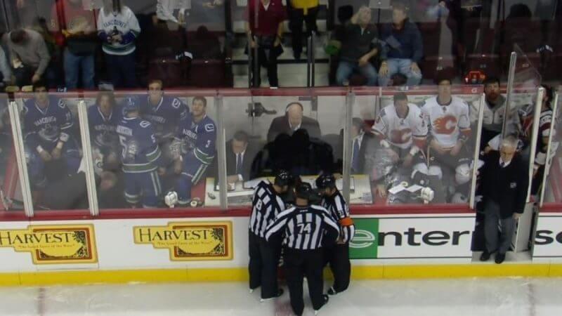 Ставки на штрафное время в хоккее