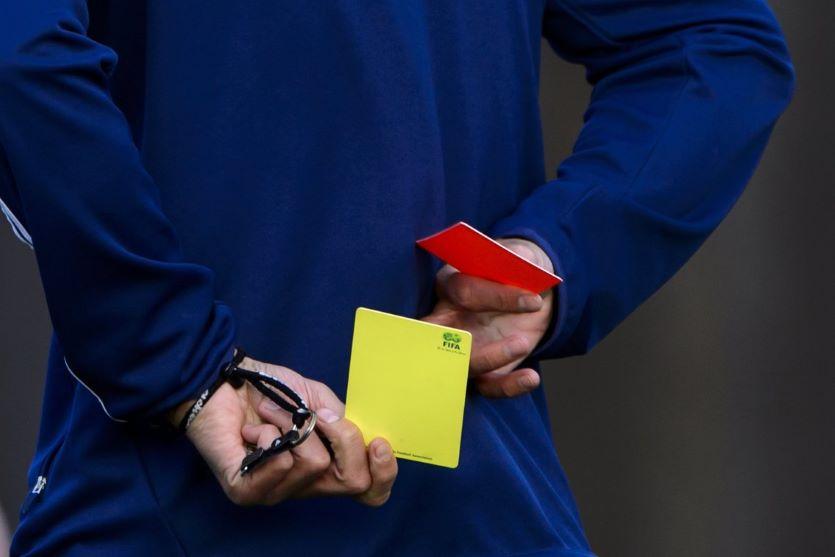 Стратегия ставок на желтые карточки
