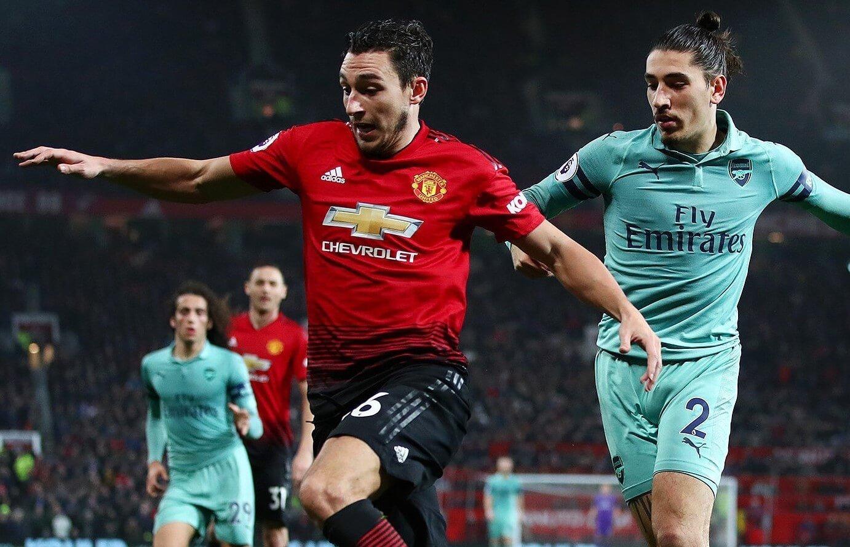 Англия. Премьер-лига. 7 тур. Манчестер Юнайтед — Арсенал. 01.11.2020 г.
