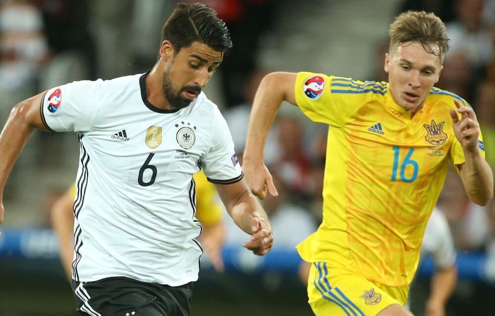 Сборные. Лига наций. Лига А. Украина — Германия. 10.10.2020 г.