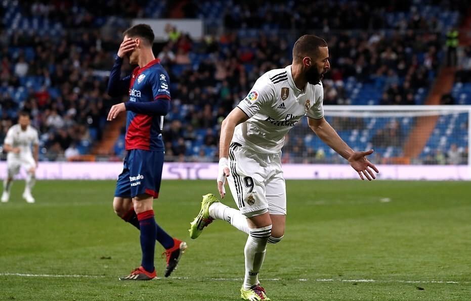 Испания. Примера. 8 тур. Реал Мадрид — Уэска. 31.10.2020 г.