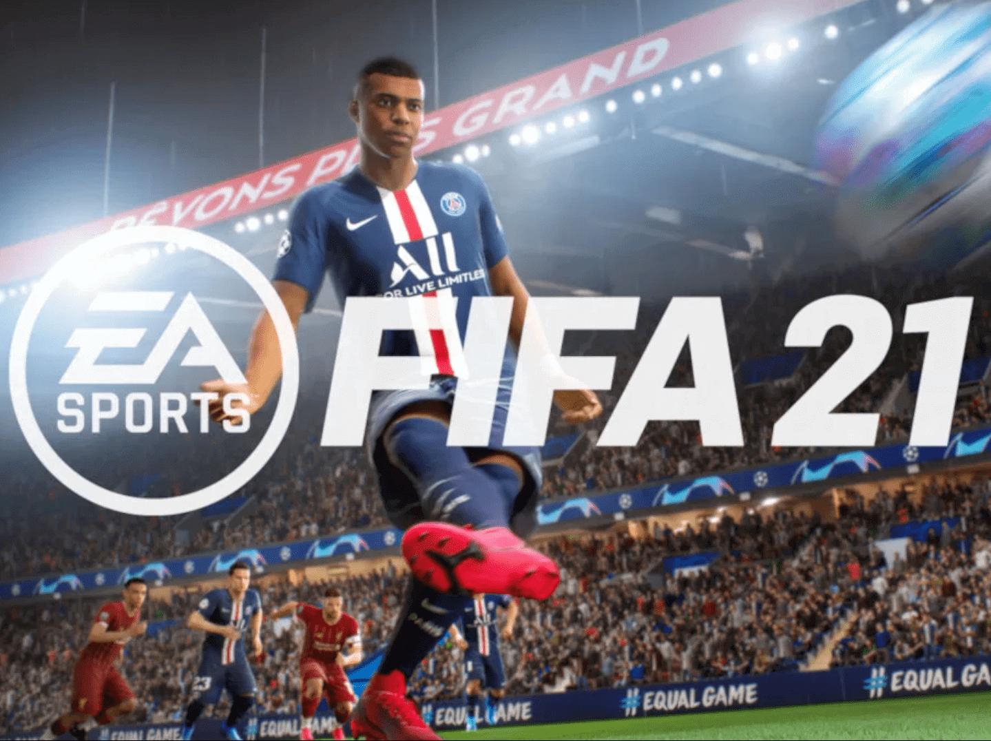 FIFA 21 вышла!