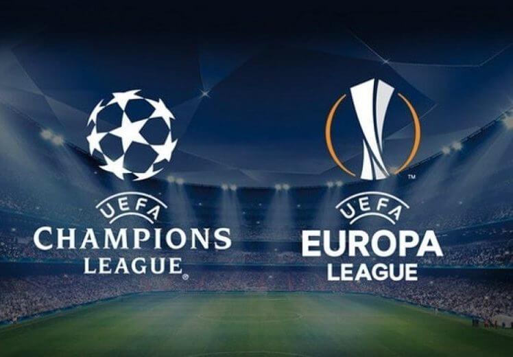 Завершились жеребьевки групповых этапов Лиги чемпионов и Лиги Европы сезона-2020/21