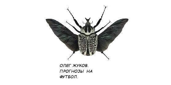 Олег Жуков. Прогнозы на футбол