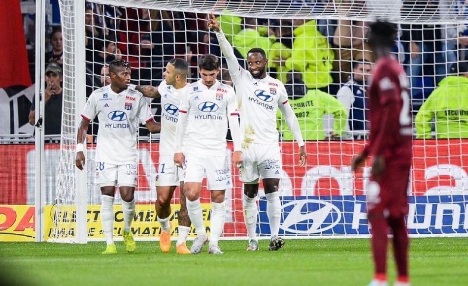Франция. Лига 1. 13 тур. Мец — Лион. 06.12.2020 г.