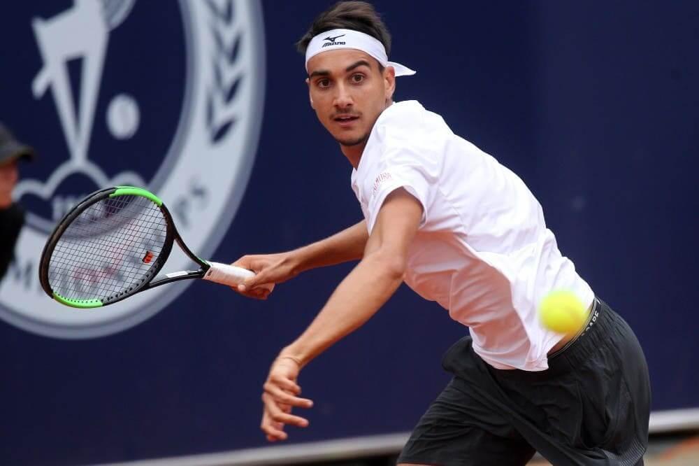 Нидерланды. Роттердам. ATP. Мужчины. 1/16 финала. Томми Пол — Лоренцо Сонего. 03.03.2021 г