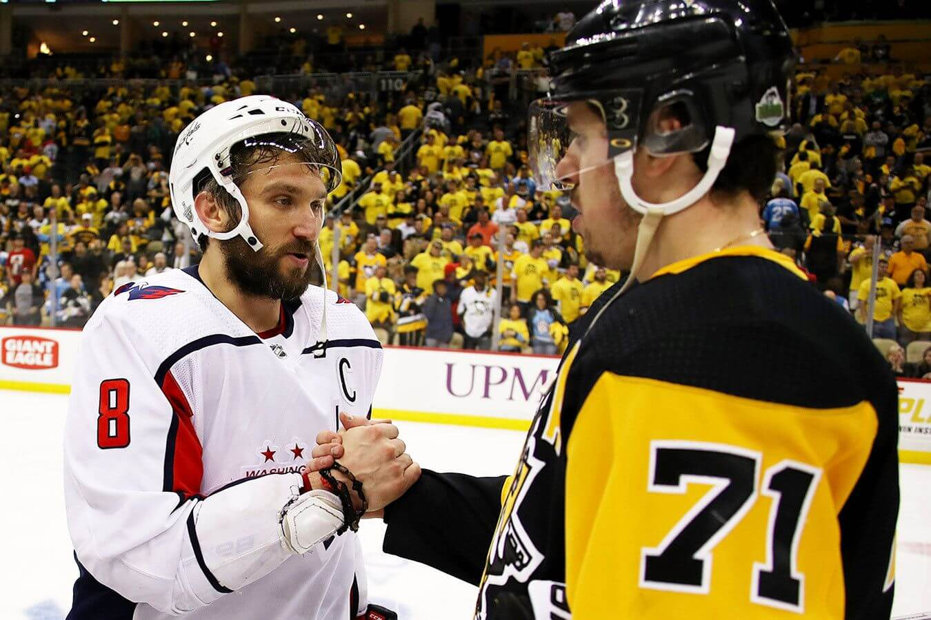 НХЛ. Регулярный чемпионат. Питтсбург — Вашингтон. 14.02.2021 г