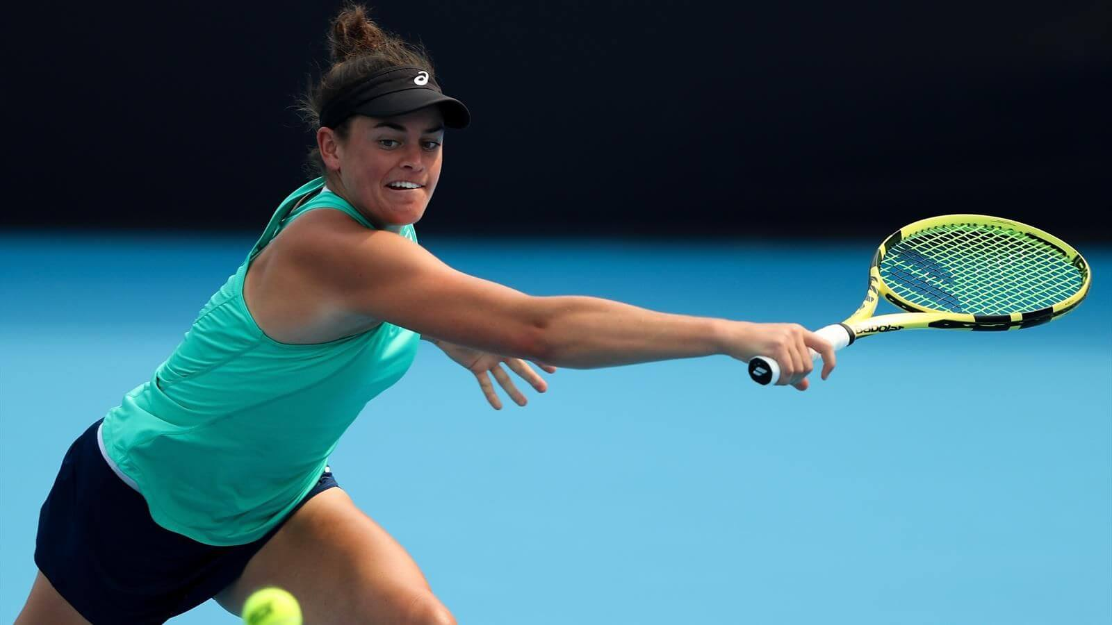 Австралия. WTA. Открытый чемпионат Австралии. Женщины. Финал. Дженнифер Брэди — Наоми Осака. 20.02.2021 г