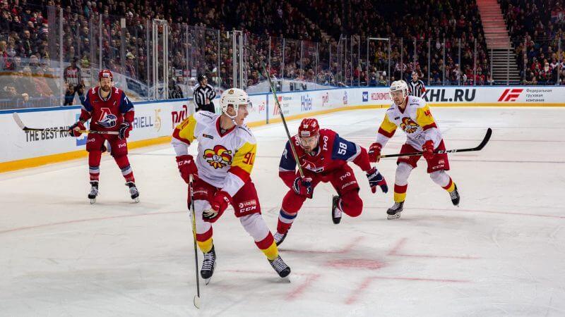 Локомотив — Йокерит. Прогноз на матч. 03.03.2021. КХЛ. Плей-офф