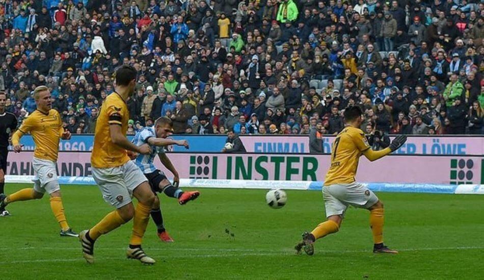 Мюнхен 1860 — Динамо Дрезден. Прогноз на матч. 22.03.2021. Германия. 3 Бундеслига. 29 тур