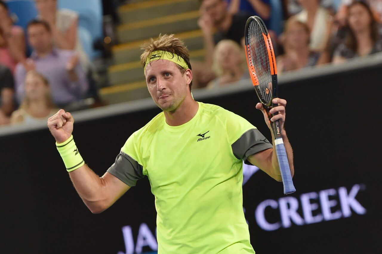 США. Майами. ATP. Мужчины. 1/64 финала. Педро Портеро Мартинес — Теннис Сандгрен. 24.03.2021 г
