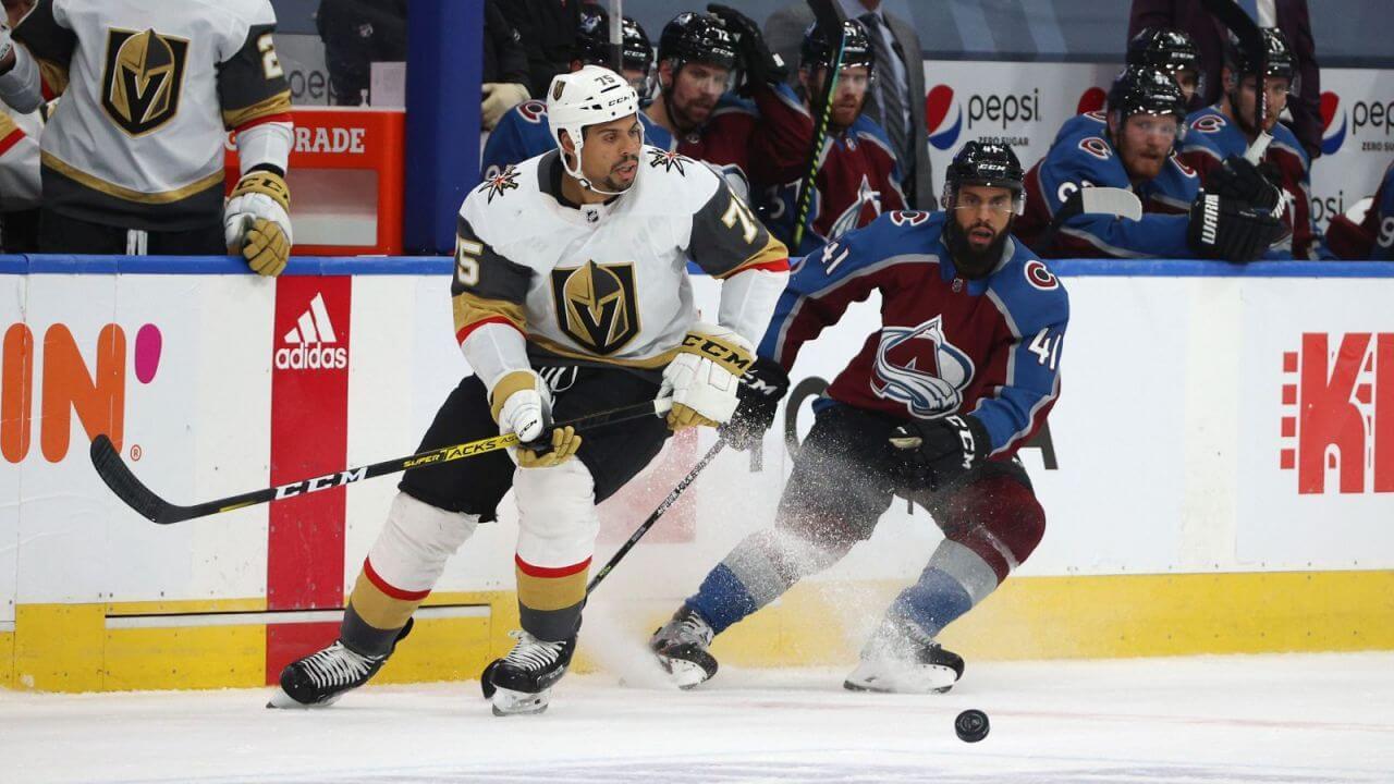 Колорадо — Вегас. Прогноз на матч. 27.03.2021. НХЛ. Регулярный сезон