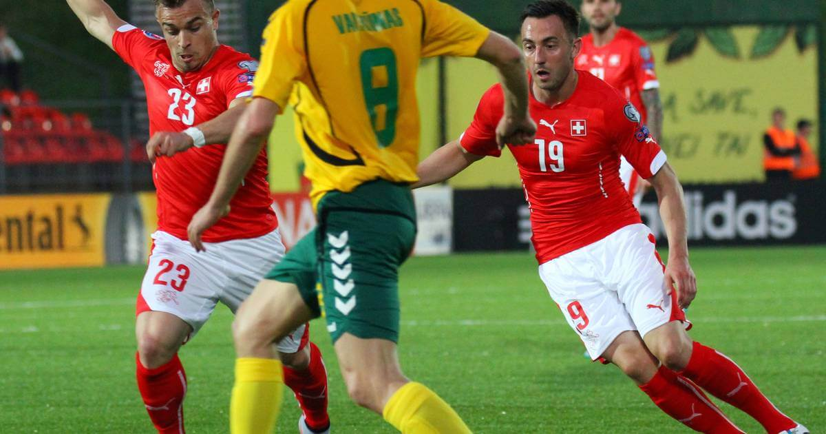 Швейцария — Литва. Прогноз на матч. 28.03.2021. Чемпионат Мира 2022. Отборочные матчи