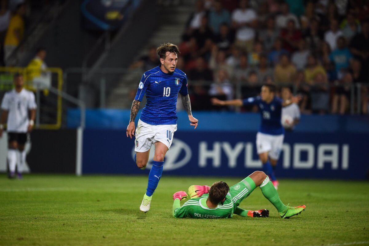 Италия 21 — Словения 21. Прогноз на матч. 30.03.2021. Чемпионат Европы 2021 (до 21 года)