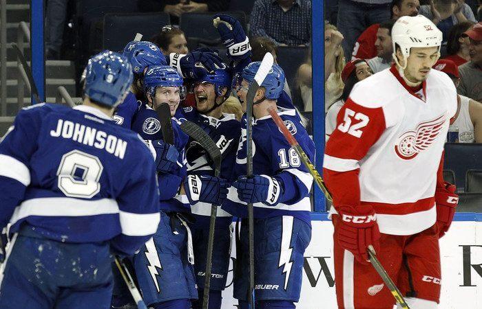 Детройт — Тампа-Бэй. Прогноз на матч. 02.05.2021. НХЛ. Регулярный сезон