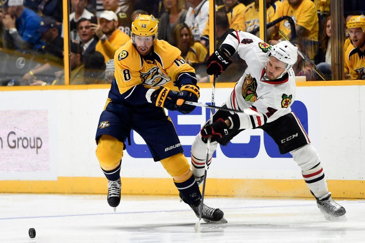 Нэшвилл — Чикаго. Прогноз на матч. 03.04.2021. НХЛ. Регулярный сезон
