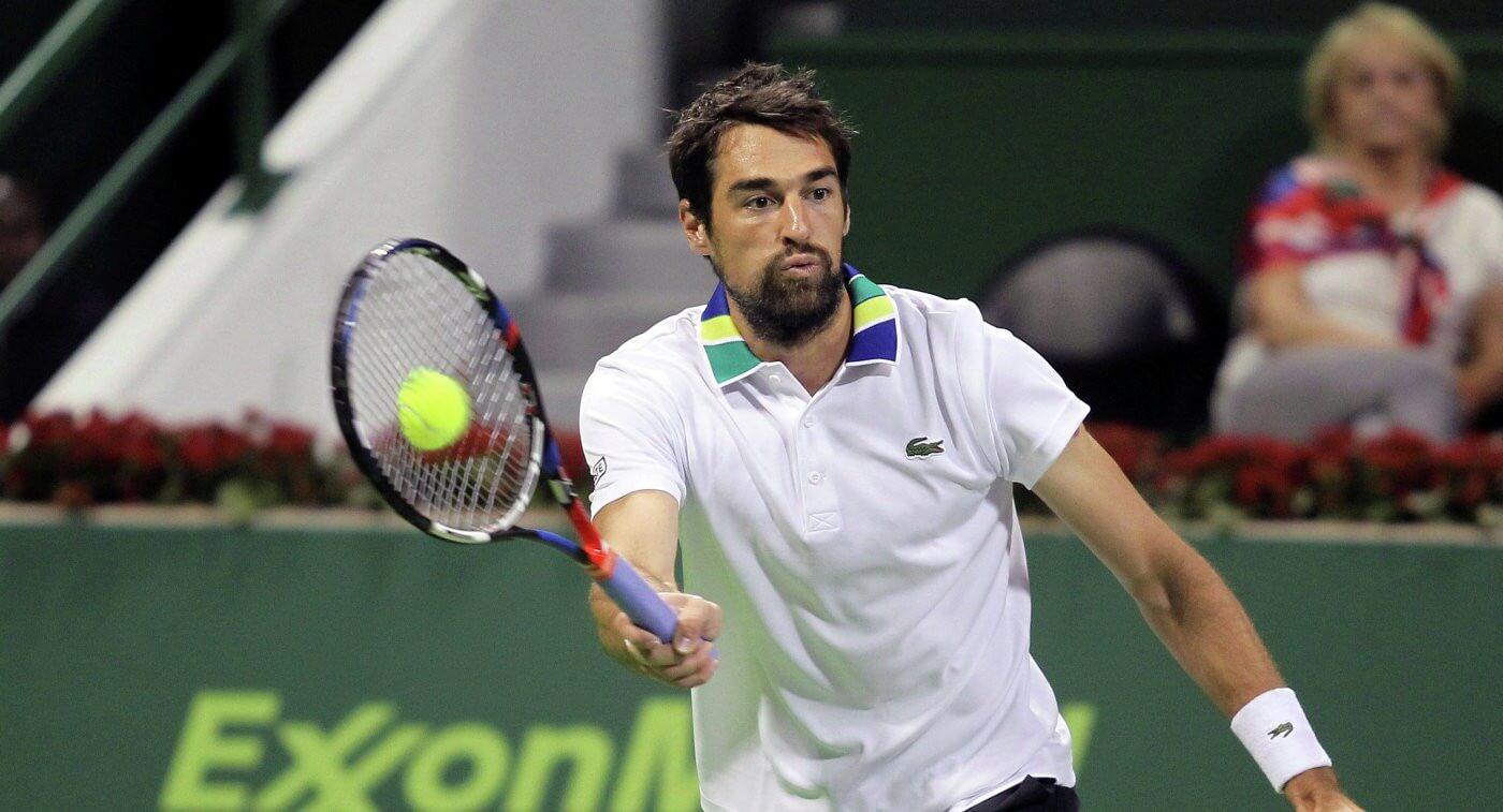 Монако. Монте-Карло. ATP. Мужчины. 1/32 финала. Жереми Шарди — Александр Бублик . 11.04.2021 г