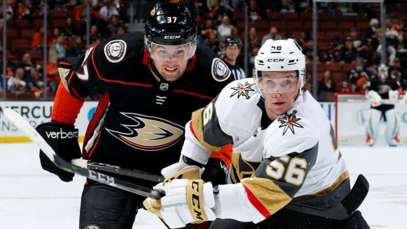 Анахайм — Вегас. Прогноз на матч. 18.04.2021. НХЛ. Регулярный сезон
