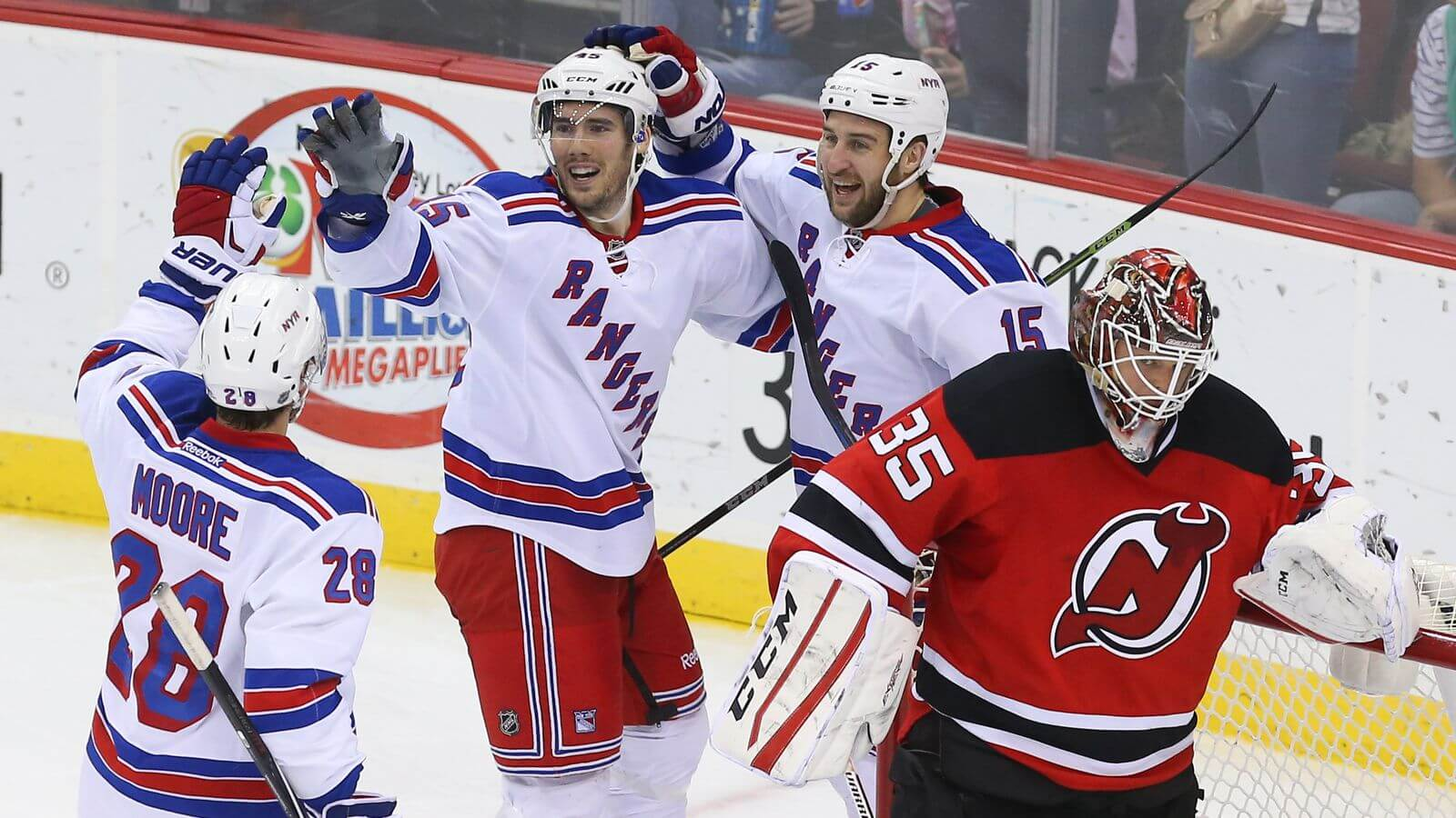 Нью-Джерси — Рейнджерс. Прогноз на матч. 18.04.2021. НХЛ. Регулярный сезон