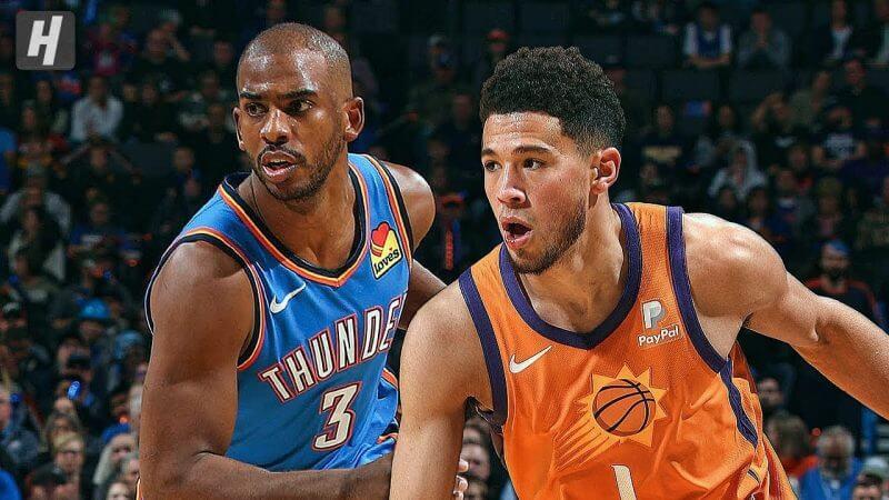 Оклахома-Сити Тандер — Финикс Санз. Прогноз на матч. 03.05.2021. НБА. Регулярный сезон