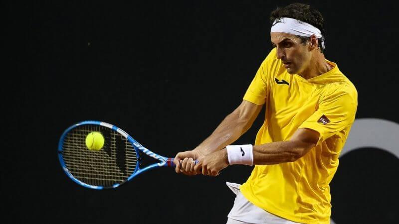 Испания. Мадрид. ATP. Мужчины. 1/32 финала. Тэйлор Харри Фриц — Альберт Рамос. 03.05.2021 г
