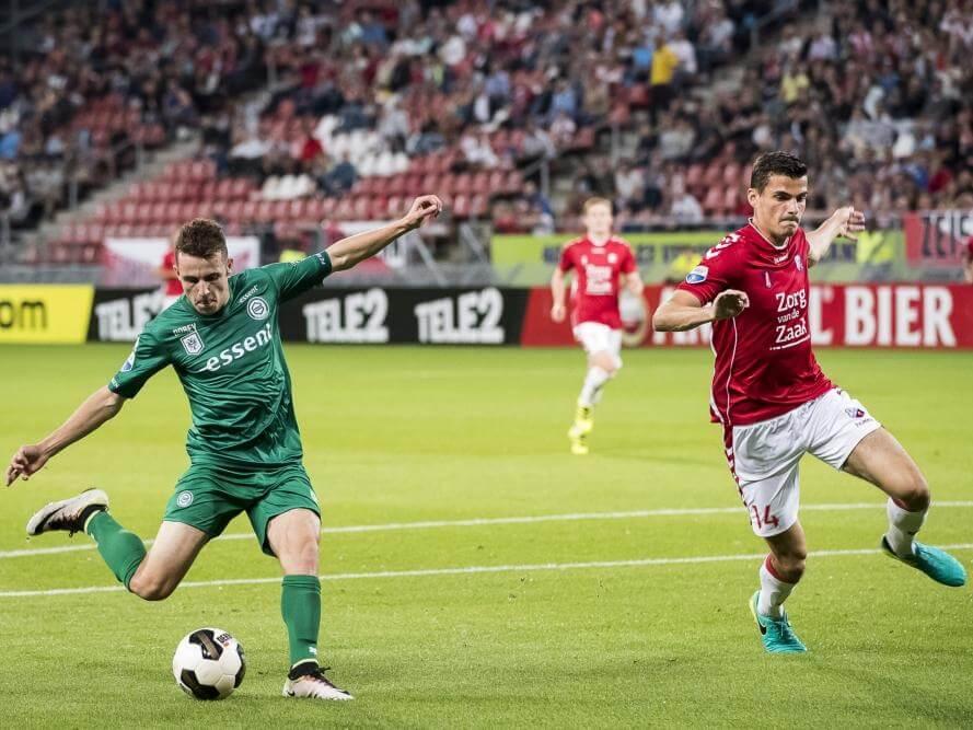 Утрехт — Гронинген. Прогноз на матч. 19.05.2021. Нидерланды. Эредевизи. Плей-офф