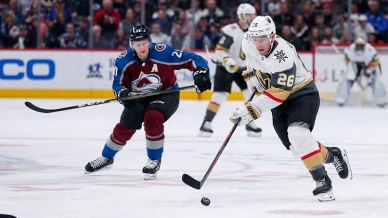 Колорадо — Вегас. Прогноз на матч. 03.06.2021. НХЛ. Плей-офф