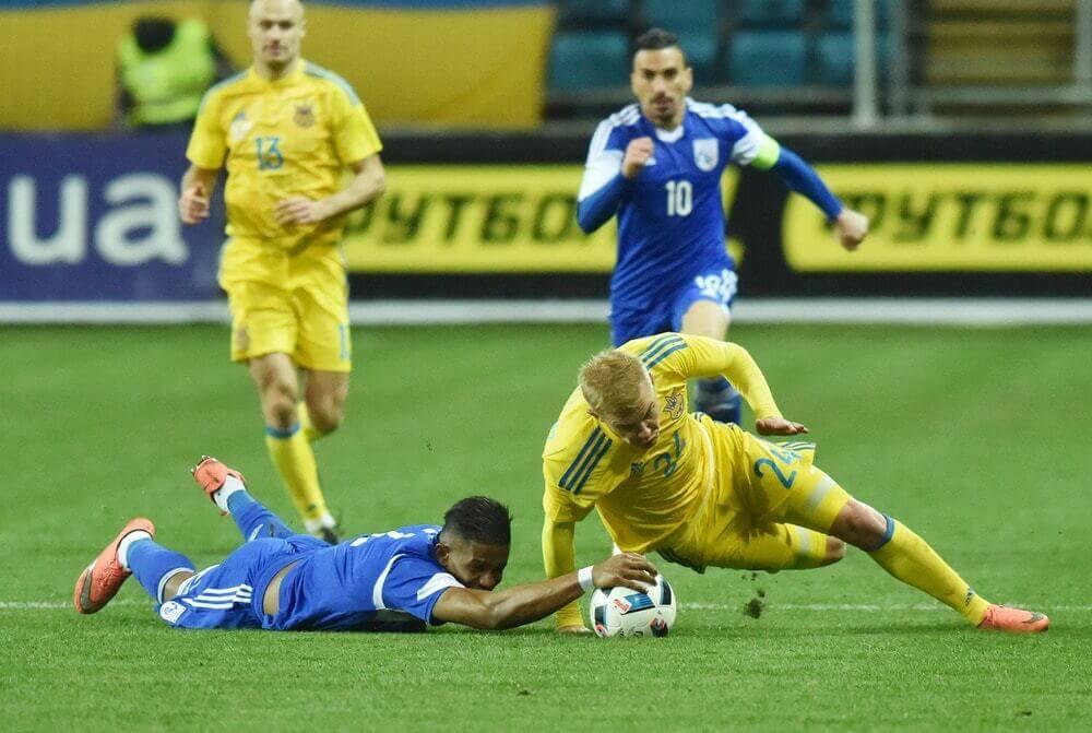 Украина — Кипр. Прогноз на матч. 07.06.2021. Товарищеский матч