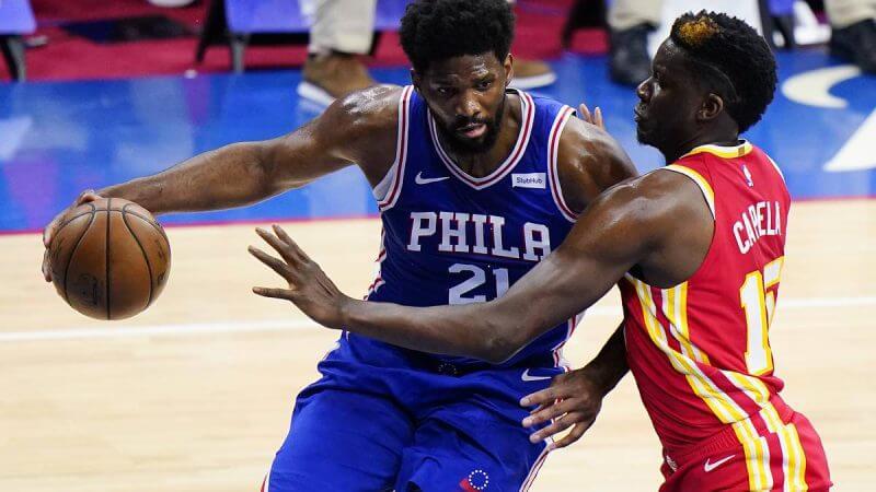 Атланта Хокс — Филадельфия Севенти Сиксерс. Прогноз на матч. 12.06.2021. НБА. Плей-оф