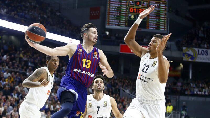 Барселона — Реал Мадрид. Прогноз на матч. 15.06.2021. Испания. Плей-офф