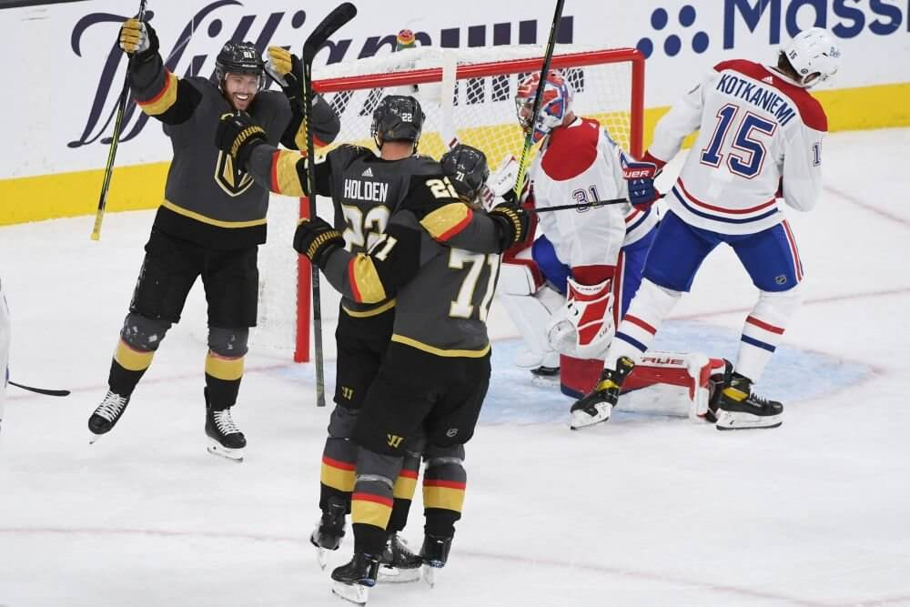 Вегас — Монреаль. Прогноз на матч. 17.06.2021. НХЛ. Плей-офф