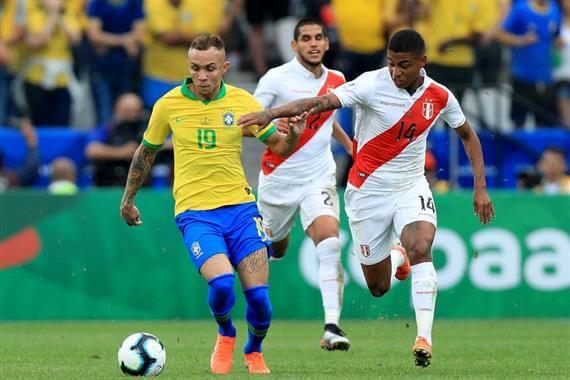 Бразилия — Перу. Прогноз на матч. 18.06.2021. Кубок Америки. Групповой этап