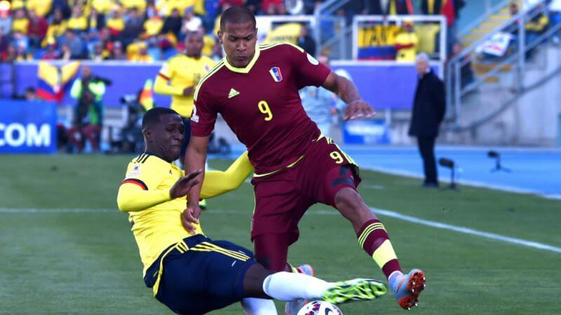 Колумбия — Венесуэла. Прогноз на матч. 18.06.2021. Кубок Америки. Групповой этап