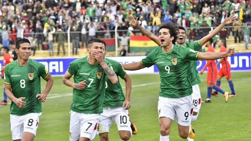 Чили — Боливия. Прогноз на матч. 19.06.2021. Кубок Америки. Групповой этап